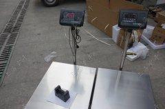 100公斤电子计量台秤/不锈钢计量台秤